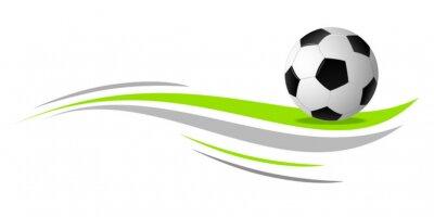 Наклейка Fußball - футбол - 147
