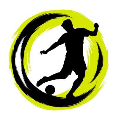 Наклейка Fussball - Футбол - 196