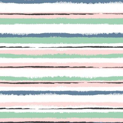 Наклейка Гранж полосатый бесшовные модели, старинные фон, для обертывания, обои, текстиль