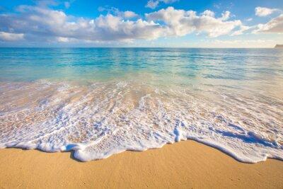 Наклейка Гавайи Пляжи
