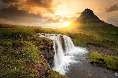Наклейка Исландия