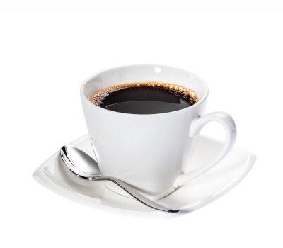 Наклейка Изолированные Кофе
