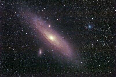 Наклейка ла Galassia ди Андромеда
