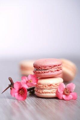 Наклейка Macaron pâtisserie