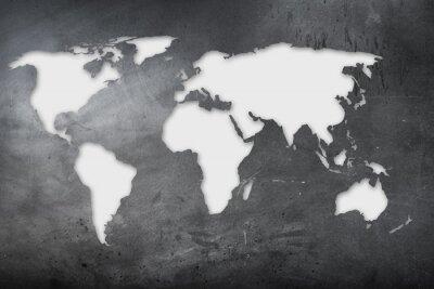 Наклейка Показать карту Mondiale су Лаванья