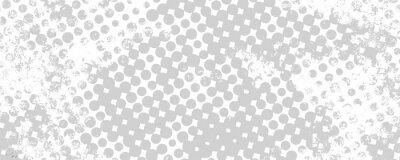 Наклейка Монохромный гранж фон пятен полутонов