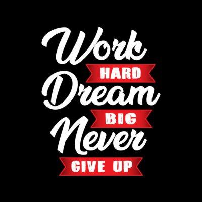 Наклейка Мотивационная Цитата для лучшей жизни