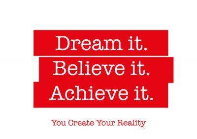 Наклейка Мотивационная цитата, которая будет вдохновлять вас, чтобы быть успешным. Слова, которые вдохновляют ваше сердце, мотивировать свой ум в жизни, создавая успех, достижения своих целей, и преодолевая св