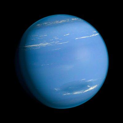 Наклейка Нептун