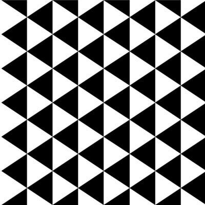 Наклейка Оптическая иллюзия фоне