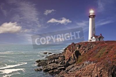 Наклейка Голубь маяк - Тихоокеанское побережье / Калифорния