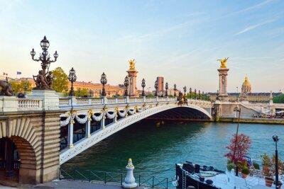 Наклейка Мост Александра