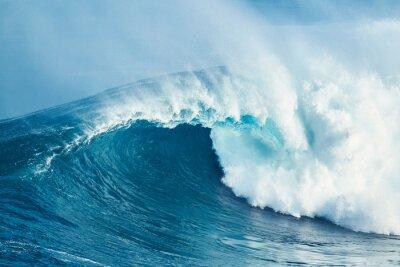 Наклейка Мощный Ocean Wave