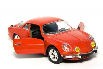 Наклейка Renault Alpine A110