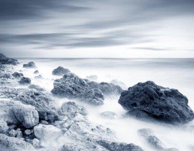 Наклейка Морское побережье