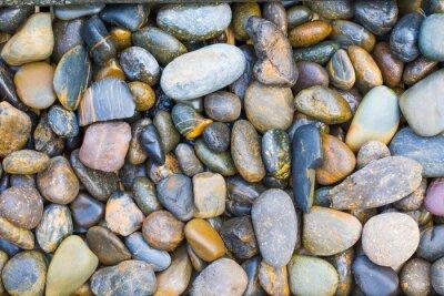 Наклейка Морские камни,