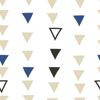 Наклейка бесшовные геометрический узор