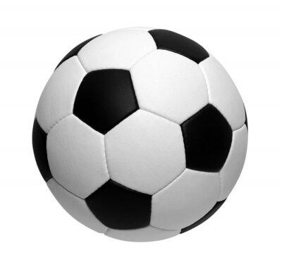 Наклейка футбольный мяч