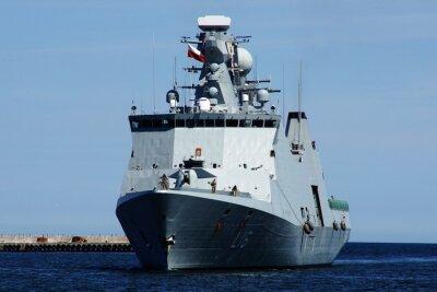 Наклейка Statek ж Gdyni