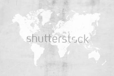 Наклейка Бетонная штукатурка цемент полировка стиль лофт стены или пол текстуры абстрактные текстуры поверхности