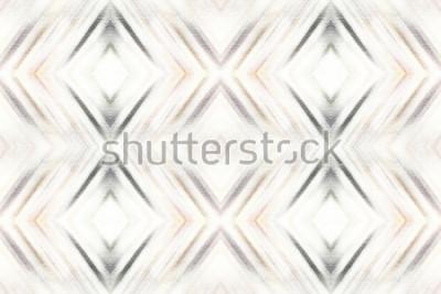 Наклейка Красочный бесшовный размытый текстурированный узор для дизайна