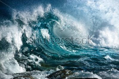 Наклейка Ocean wave