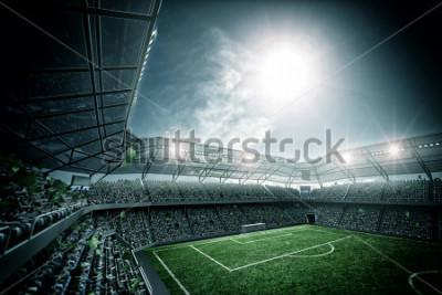 Наклейка Stadium