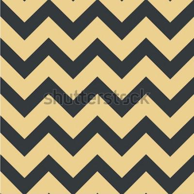 Наклейка Геометрический мотив. Шаблон Chevron Бесшовные векторные иллюстрации Фон для печати на ткани, текстиле, макеты, обложки, фоны, фоны и обои, веб-сайты, бумага