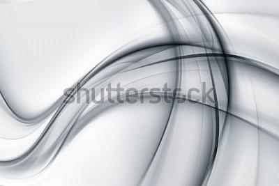 Наклейка Высокий Яркий Белый Серый Обои Аннотация