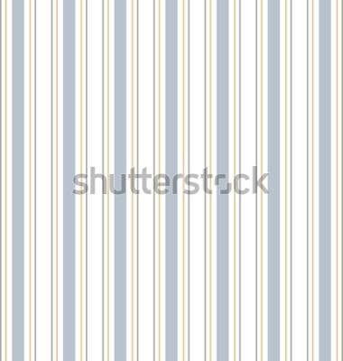 Наклейка Абстрактный вектор полосатый фон с цветными полосками. Красочный пастельный фон