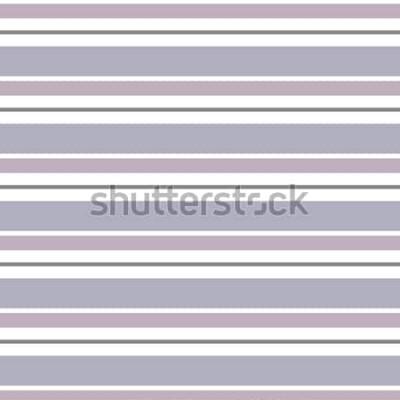 Наклейка Абстрактные векторные геометрического фона. Горизонтальные полосатые. Печать для дизайна интерьера и ткани