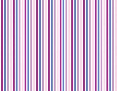 Наклейка Streifenmuster Hintergrund лила розовый Балу