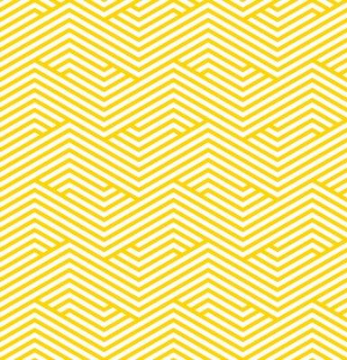 Наклейка полосатый геометрический узор