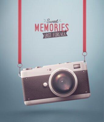 Наклейка Милые воспоминания