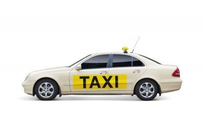 Наклейка Taxi_02