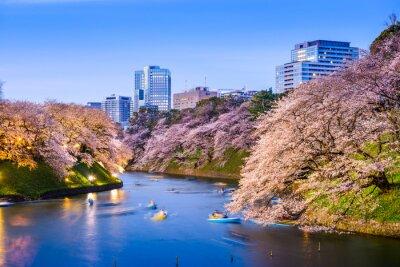 Наклейка Tokyo Imperial Ров весной