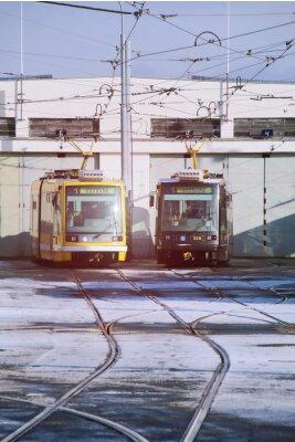 Наклейка Трамвайного депо