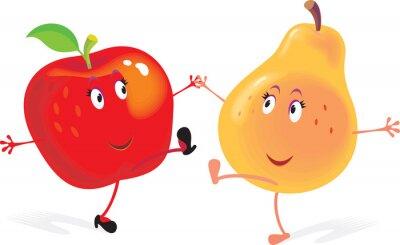 Наклейка Tutti Frutti 01