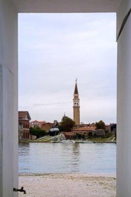 Наклейка Венеция, Arsenale