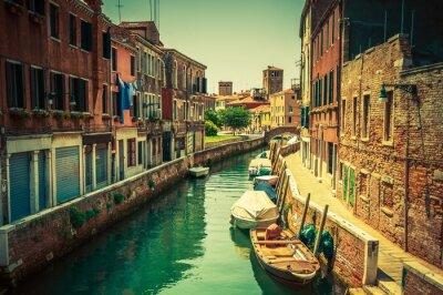 Наклейка Венеция Canal Place