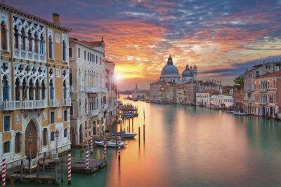Наклейка Венеция.