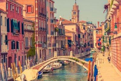 Наклейка Венеция Италия Архитектура