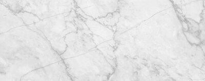 Наклейка Белый мраморный фон текстуры, абстрактная текстура мрамора (естественные узоры) для дизайна.