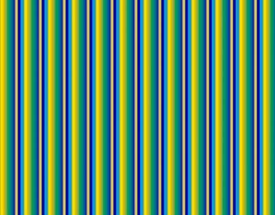Наклейка Абстрактный разноцветный фон с полосами.