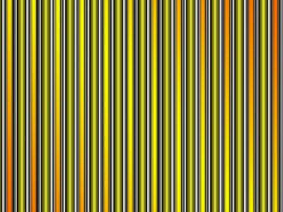 Наклейка Абстрактный желтый фон с полосами.