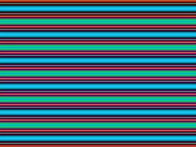 Наклейка Абстрактный яркий фон с полосами.