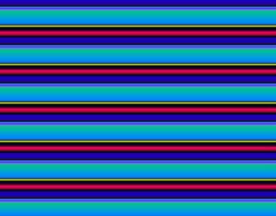Наклейка Абстрактный голубой фон с полосами.