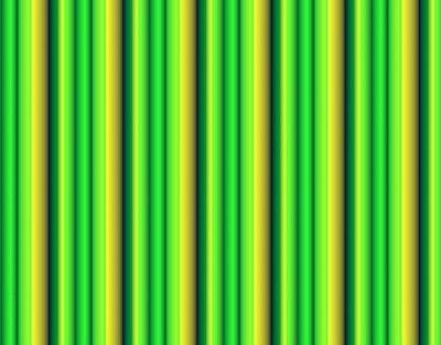 Наклейка Зеленый фон с полосами.