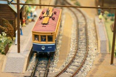 Наклейка 鉄 道 模型
