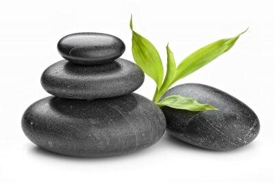 Наклейка дзен камни